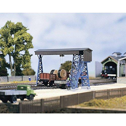Auhagen - 11401 - Modélisme Ferroviaire - Bâtiment - Grue De Chargement