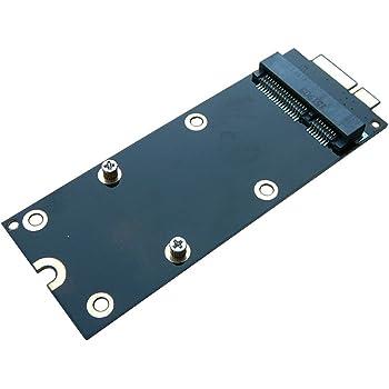 Kalea Informatique - Adaptador para conectar un SSD mSATA a un Mac ...