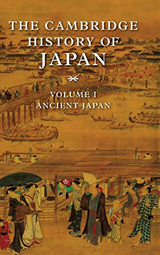 The Cambridge History of Japan 6 Volume Set: The Cambridge History of Japan