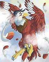 DFGAD 大人のための装飾パズル1000ピースウッドパズルアニメモンスター大人のジグソーパズル子供教育ジグソーゲーム