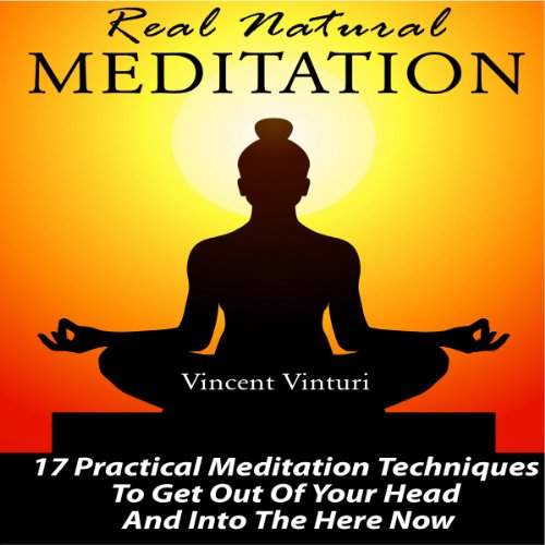 Real Natural Meditation cover art