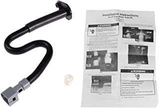W10619951 Refrigerator Drain Tube Extension - with Instruction, Replace Part # 2887289 AP5780744 W10210987 W10210988 W10309238, Update Durable Replacement Part Fit for Whirlpool, Kenmore, Maytag