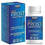 Actiprost, integratore per la prostata, 90 compresse | 400 mg Serenoa Repens (saw palmetto) con Semi...