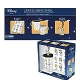 ABYstyle - Disney - Peter Pan - Coffret Cadeau - Fée Clochette - Mug 320 ML + Porte-clés + Cahier