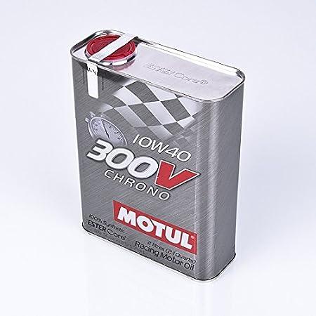 Motul 104243 Motoröl 300 V Chrono 10w 40 2 L Auto
