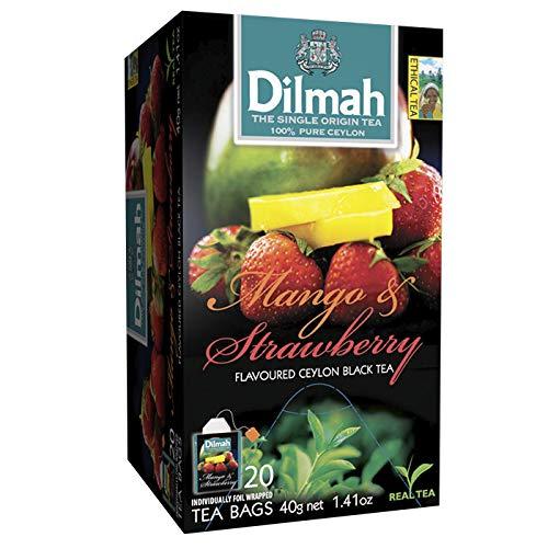 Dilmah Mango Strawberry, 20 Stuk, 20 Units