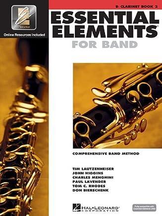Essential Elements 2000: Comprehensive Band Method, Bb Clarinet Book 2 (2000-06-01)