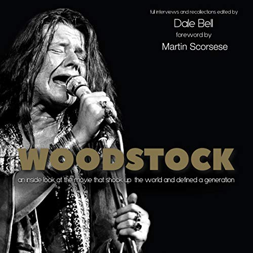 Couverture de Woodstock