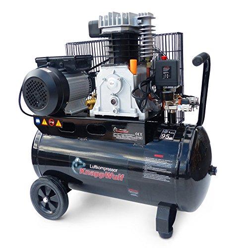 KNAPP Wulf Compressore d' aria compressore kw3150con 50L contenitore a pressione 240L/min 230V Bar