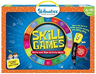 Arlington Toys by Skillmatics Educational Game: Skill Games (6-99 Years) | Fun Learning Games and Activities for Kids