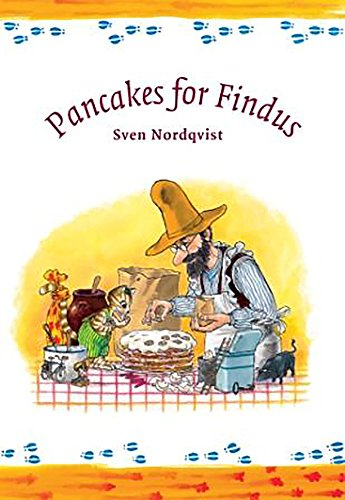 Pancakes for Findus (Findus and Pettson)の詳細を見る