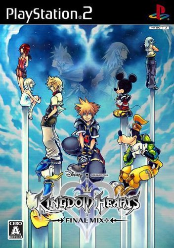 Kingdom Hearts II Final Mix+[Import Japonais]