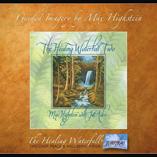 The Healing Waterfall II audiobook cover art