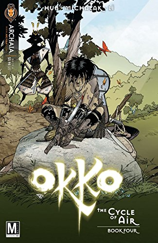 Okko: The Cycle of Air #4 (of 4) (Okko Vol. 3: The Cycle of Air) (English Edition)