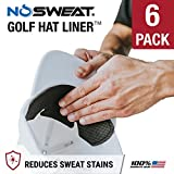 No Sweat Golf Hat Liner
