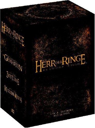 herr der ringe extended edition dvd saturn