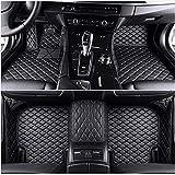 XHULIWQ Alfombrillas de Cuero para Coche, para Bentley Continental GT 2011-2018, Alfombrilla de Arranque Personalizada Interior Car Styling