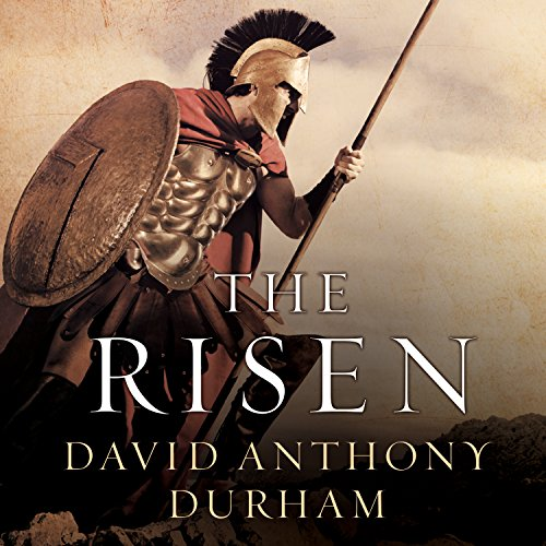 The Risen audiobook cover art