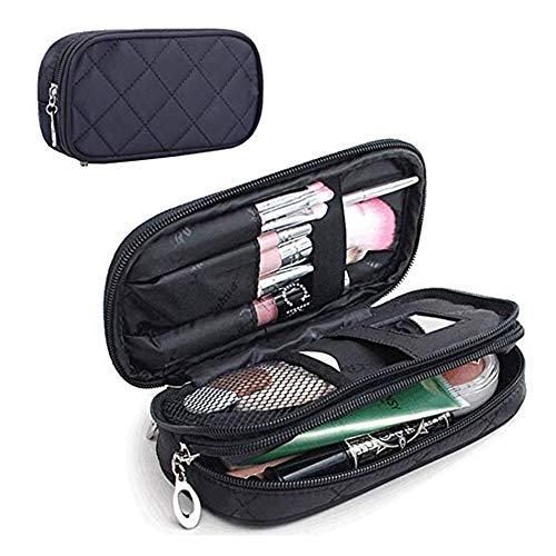 Kosmetiktasche, Home-Neat Schminktasche, One-Step Organizer MakeUp Tasche Kosmetikbeutel für Lazy Damen