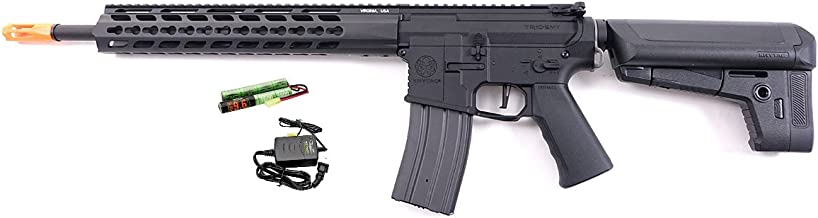 Krytac Trident SPR Mk.2 Full Metal 6mm Electric Airsoft Rifle (Battery and Charger Combo)