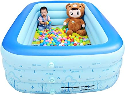 WANNA ME Baby Playpen Baby safety crawling mat indoor child protection fence baby home game toddler fence anti-fall inflatable fence Strong And Durable Made From Non-To