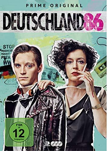 Deutschland 86 [3 DVDs]
