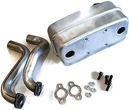 Kohler 32 786 01-S 3278601S Generator Muffler Kit with Mounting Hardware