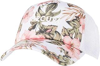 Rip Curl Women's Hanalei Tide TRUCKA Cap, White, 1SZ