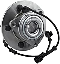 WJB WA515073 - Front Wheel Hub Bearing Assembly - Cross Reference: Timken SP500100 / Moog 515073 / SKF BR930285