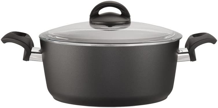 BALLARINI Directly managed store Pisa Forged Aluminum Nonstick 4.5 with Lid Raleigh Mall Dutch Oven