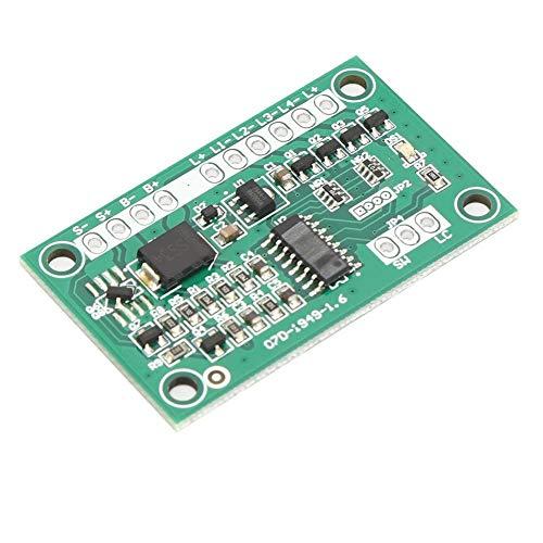 Controlador de luz estroboscópica solar duradera, módulo de control de lámpara solar, placa de circuito de luz de advertencia multifunción para señales de tráfico solares 12.8V