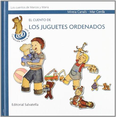 El cuento juguetes ordenados: Marcos y Maria 3