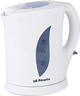 Hervidor de Agua 1,7 Litros Orbegozo KT 6001