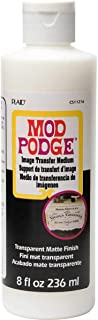 Mod Podge CS11216 Transfer Medium, Clear, 8 oz