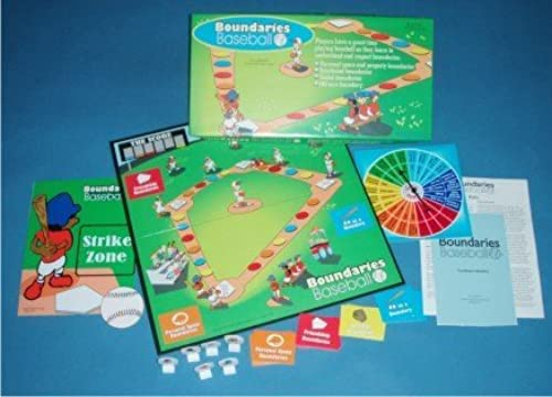 Boundaries Baseball by Franklin Learning Systems