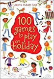 100 Games To Play on Holiday (Puzzle Cards no pen)