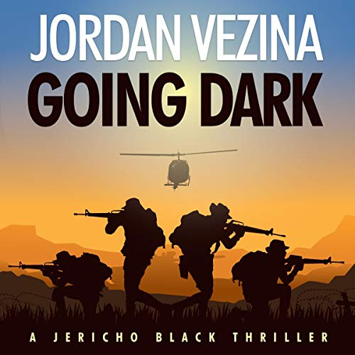 Going Dark  By  cover art