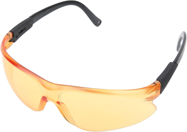 Gafas de seguridad Protección ocular Nano Longitud de onda Linterna láser Gafas Antiniebla para el trabajo Laboratorio Construcción Carpintería Tiro Deportes