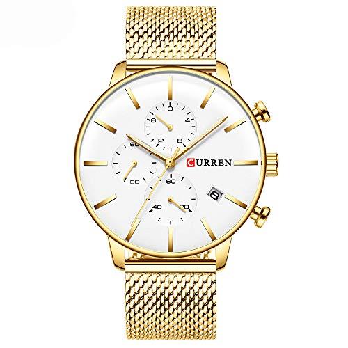 Reloj - Curren - Para Hombre. - DYL0848855310290HM