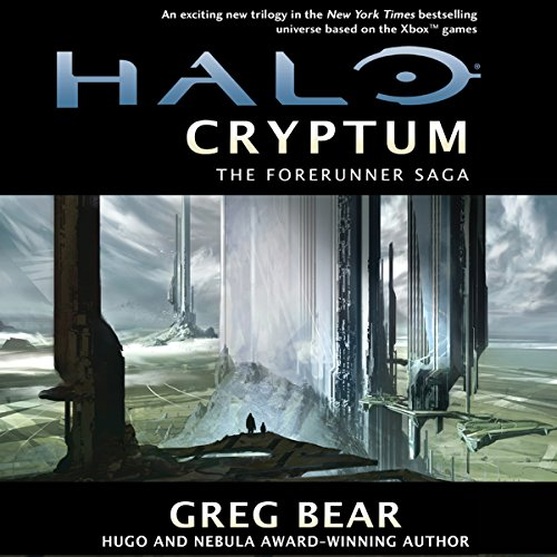 Halo: Cryptum by Greg Bear - Fully 100,000 years ago, the galaxy was populated by a great variety of beings. But one species - eons beyond all others in both technology and knowledge - achieved dominance....