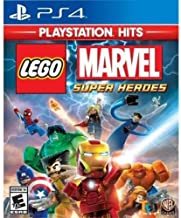 LEGO MARVEL SUPER HEROES (PLAYSTATION HITS) (US) [video game]