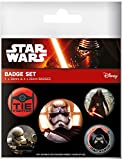 Pyramid Star Wars Episode VII Ansteck-Buttons 5er-Pack Join The Resistance -