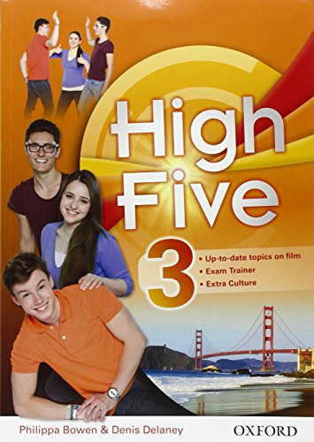 High five. Student's book-Workbook-Exam trainer. Per la Scuola media. Con e-book. Con espansione online: High five. Student's ... Con ... Con Open Book. Con [Lingua inglese]: Vol. 3