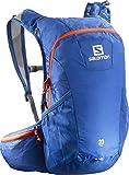 Salomon Trail 20 Mochila, Unisex, Azul/Naranja, 20 L