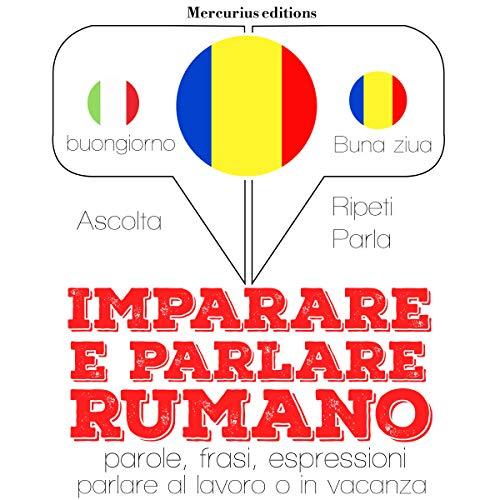 Couverture de Imparare e parlare Rumeno