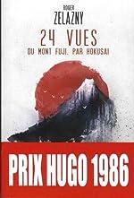 24 vues du mont Fuji par Hokusai de Roger Zelazny