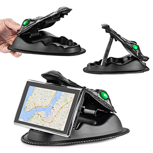 GPS Holder Universal Smartphone NonSlip Dashboard Beanbag GPS Mount for Garmin, Nuvi, TomTom, Via GO...