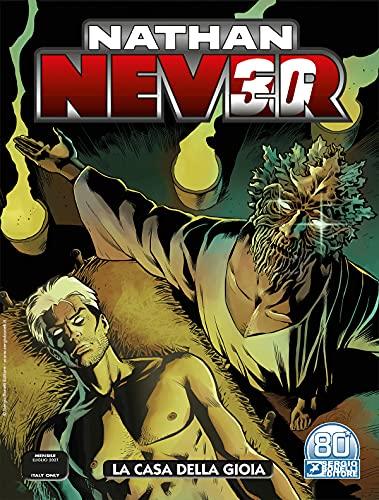 Fumetto Nathan Never N° 362 - La Casa della Gioia - Sergio Bonelli Editore – Italiano