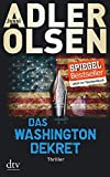 Das Washington Dekret Adler-Olsen
