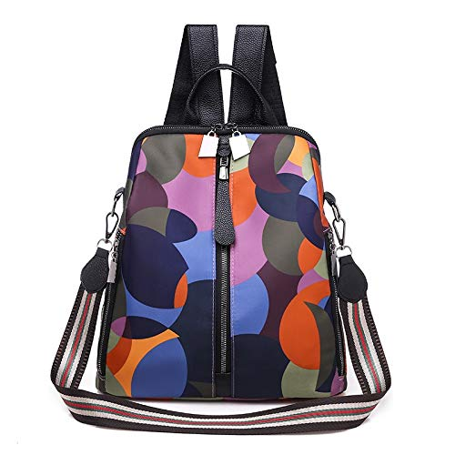 Alvnd Variopinto Oxford portemonnee rugzak, waterdicht en slijtvast, outdoor-sporttas voor hardlopen, Vento Collegio